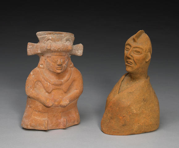 Two Mexican figures