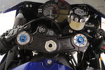 2009 Yamaha R1 Frame no. JYARN23Y79A000991 Engine no. N520E0004816