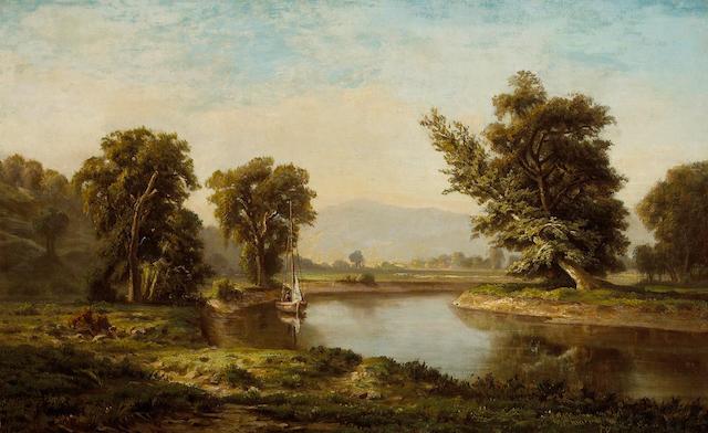 William C. Marple Northern California, 1870