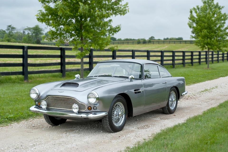 1961 Aston Martin DB4 Series II 2+2 Coupe  Chassis no. DB4/527/R Engine no. 370/538