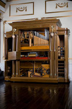 A Weber-Maesto Orchestrion, German, circa 1926, exceedingly rare late model,