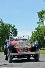 In the same family ownership since 1955,1930 Mercedes-Benz 38/250 SS 7.1 liter Sports Tourer  Chassis no. 36257 Engine no. 77636