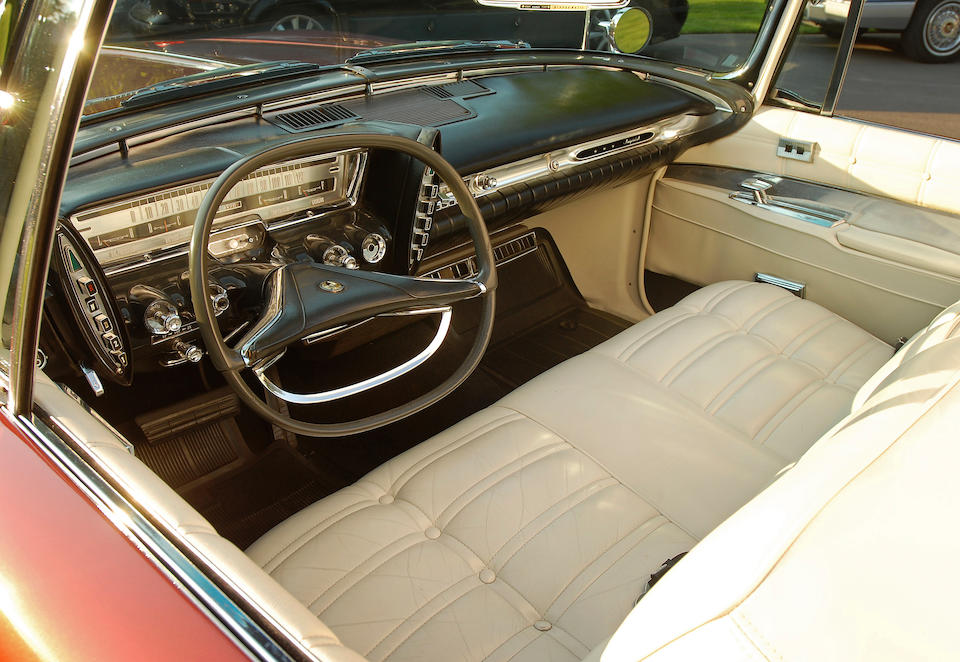 1963 Imperial Crown Convertible  Chassis no. 9233195906