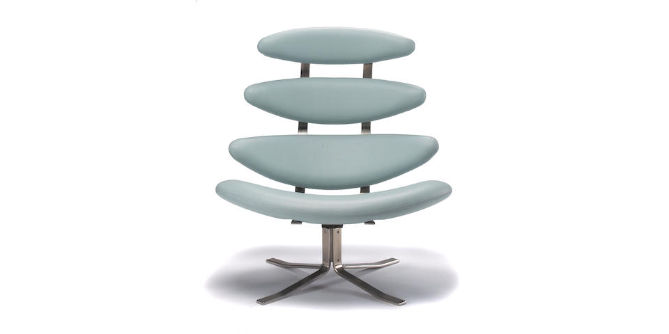 A Poul M. Volther Corona chair