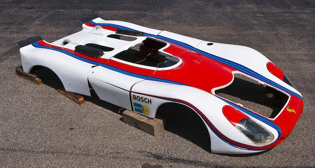 Porsche 908 bodywork,