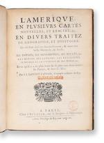 14'667'667[?]¬anson, S.¥'Amerique en Plusiers Cartes Nouvelles, et Exactes, etc.©aris'998...20$5,353 ¦agg's Bros. $3,250