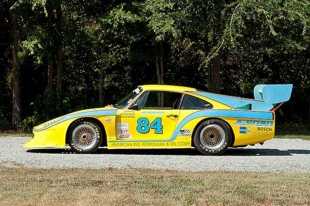 1976 Porsche 934  Chassis no. 930 670 0171