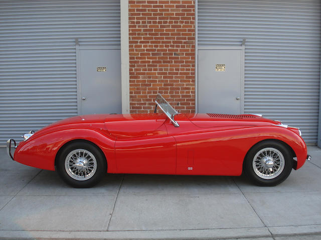 1952 Jaguar XK-120SE Open Two-Seater  Chassis no. 671685 Engine no. W37838