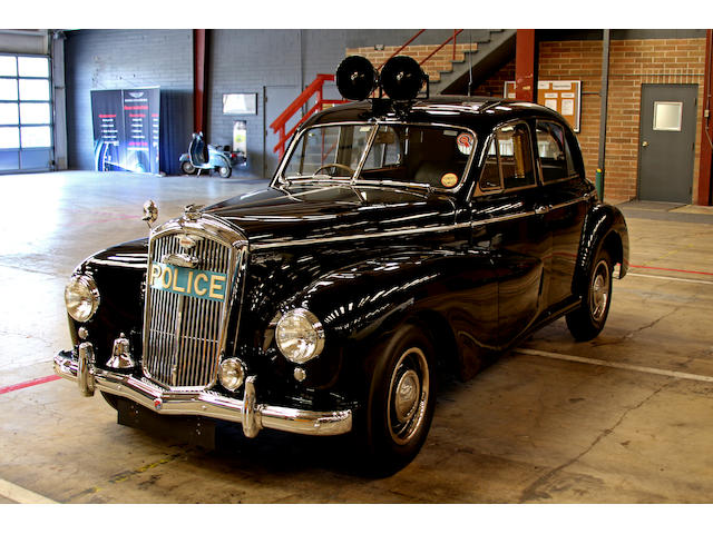 1954 Wolseley 6/80 Police Car  Chassis no. AAB1425286