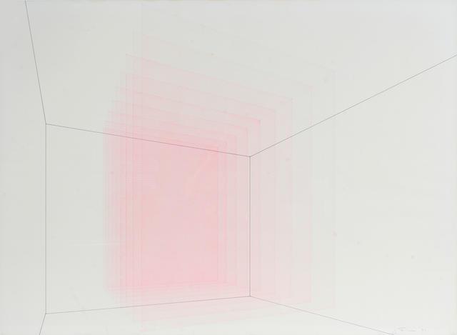 Jud Fine (American, born 1944) Untitled, 1971 23 x 30in