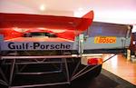 A Porsche type 917K body,
