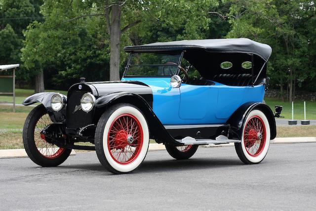 1917 Mitchell Six Six Five-Passenger Touring  Chassis no. 75659