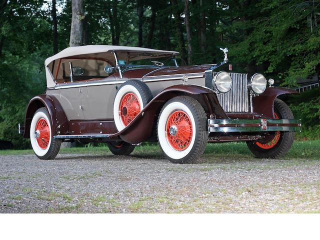 1930 Rolls Royce Phantom 1 Ascot Dual Cowl Phaeton