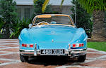 1960 Mercedes-Benz 300SL Roadster  Chassis no. 198 042-10-002619
