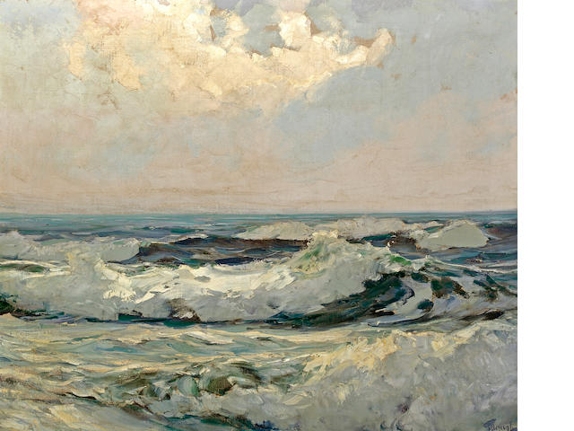Fred J. Waugh, Seascape