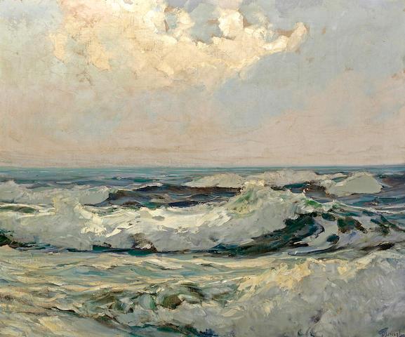Fred J. Waugh, Seascape