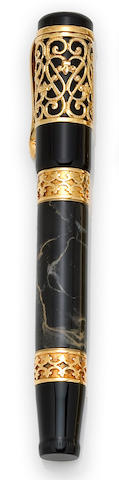 ANCORA: Lord Byron Limited Edition Fountain Pen