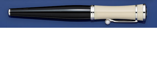 MONTBLANC: Greta Garbo Special Edition Fountain Pen