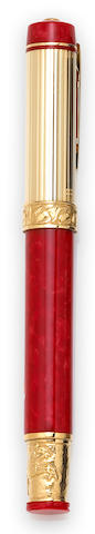 DELTA: Julius Caesar Limited Edition Fountain Pen
