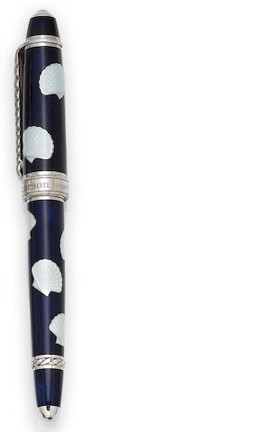 DAVID OSCARSON: Seaside Collection Limited Edition Fountain Pen