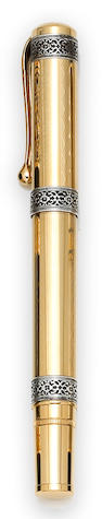 AURORA: 75TH Anniversary Limited Edition Fountain Pen