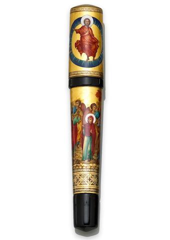 KRONE: Anno Domini Magnum Limited Edition Fountain Pen