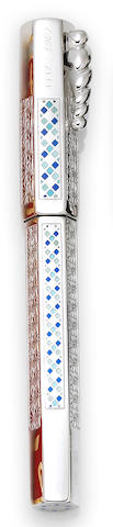 CARAN d'ACHE: La Modernista Limited Edition Fountain Pen
