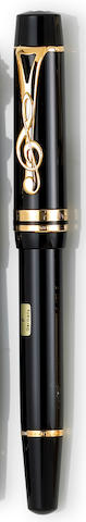 MONTBLANC: Leonard Bernstein Limited Edition Fountain Pen