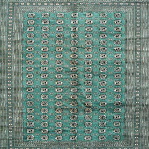 A Pakistani carpet