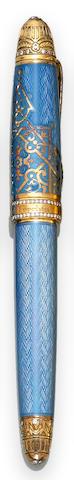 MICHEL PERCHIN: Russian Diamonds Limited Edition Fountain Pen