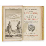 44	1720	1720	Bernard, J. F.	Relations de la Louisiane et du Fleuve Mississipi [with] map and plates	Amsterdam