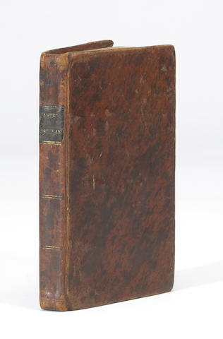 STIPP, G.W. The Western Miscellany, or, Accounts Historical, Biographical, and Amusing Zenia. Xenio, Ohio: Printed for the Compiler, 1827.