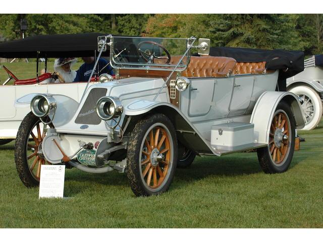 1911 Franklin D Torpedo Phaeton  Chassis no. 14003D Engine no. 15166