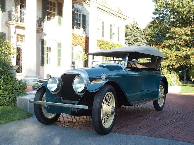 1916 Cunningham Series V-1 Touring Car  Chassis no. V1179 Engine no. V1176