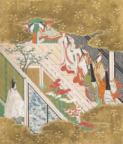 Tosa School Edo Period, 18th century