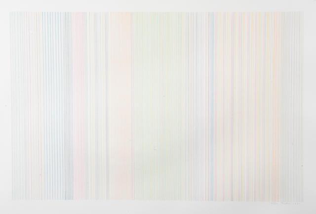 Gene Davis (American, 1920-1985); Albatross;