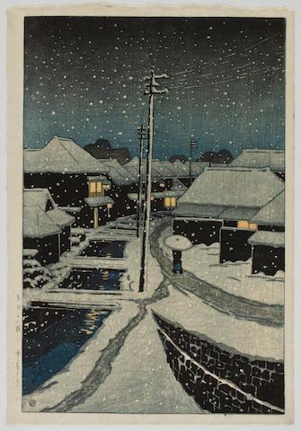 Kawase Hasui (1883-1957) 1920