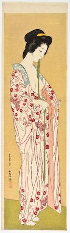 Hashiguchi Goyo (1880-1921) 1925.5