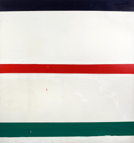 Don Garber (20th century) One, 1984 84 x 78in unframed