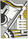 Roy Lichtenstein (American, 1923-1997); Chem IA;