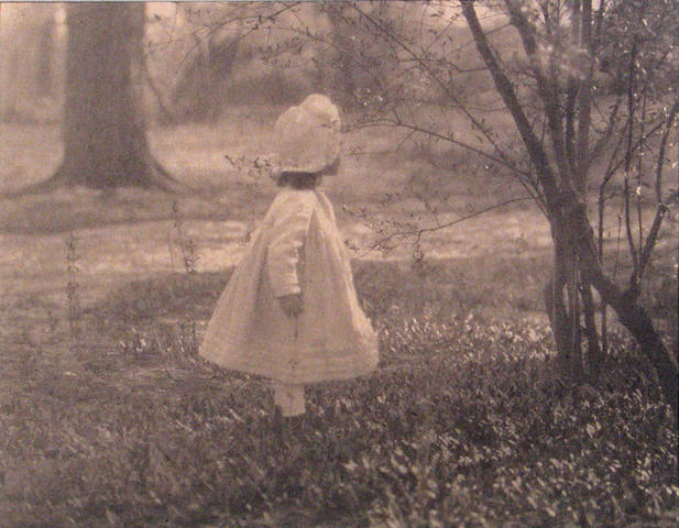 "Alfred Stieglitz, ""Spring"" from Camera Works, 1901"