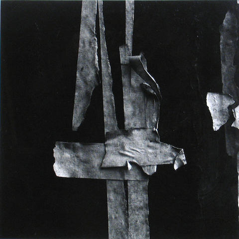 Aaron Siskind, New York 202, 1978 .