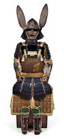 An armor with Nanban decoration 17th-18th century