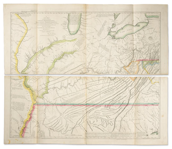 Hutchins Topographical Description. 1778.