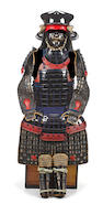An armor with a Daikoku nari kabuto 19th century