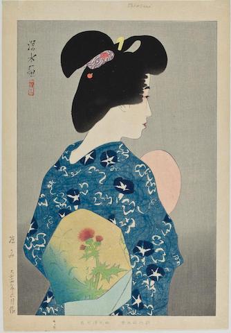 Ito Shinsui (1898-1972) 1925.6