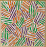 Jasper Johns (American, born 1930); Untitled;