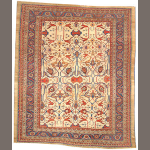 A Bakshaish carpet Northwest Persia, size approximately 10ft. 10in. x 12ft. 11in.