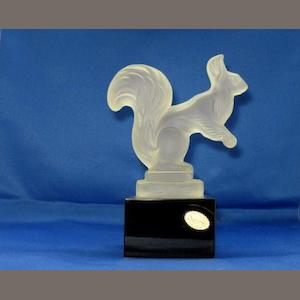 A satin-finished Squirrel mascot by Red Ashay,
