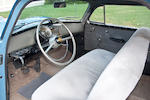 1950 Nash Airflyte Statesman Two-Door Sedan  Chassis no. K4088082